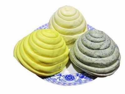 俄罗斯老奶奶面粉介绍 东北老太太卖奶香花卷天天售空可以做成彩色
