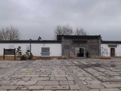 """九十九间半 南京江宁杨柳村古建筑群——""""朱家大院"""""""