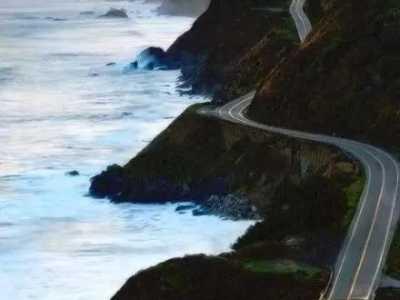 沿海公路 你走过吗