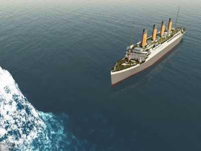 泰坦尼克船长再现 泰坦尼克号船长重现