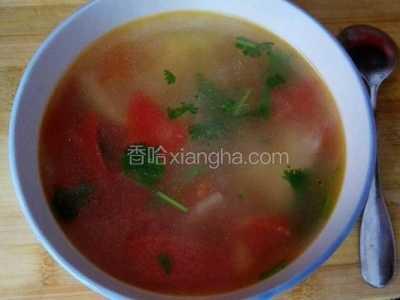 冬瓜汤怎么做 番茄冬瓜汤的做法