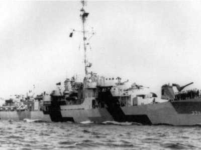 二战英国护卫舰 二战各国使用的护卫舰