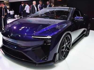 高性能车 一款真正属于中国制造的高性能超强动力的跑车