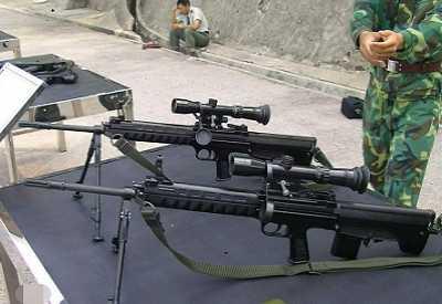 中国部队装备什么枪 中国特种部队常装备的7种武器
