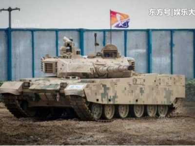 vt-4坦克 豪华高配连99A配套都上了