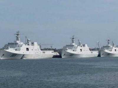我国的军事发展 海军发展过程来说就是最好例子
