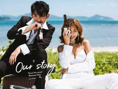 韩式唯美风格婚纱照 韩式婚纱照风格有哪些