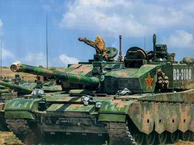 中国最先进的坦克 中国最先进的99A坦克真的完美无瑕