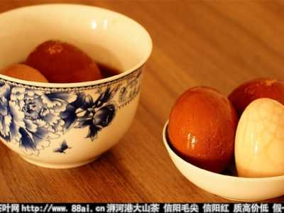 茶叶蛋的做法 煮谈营养及