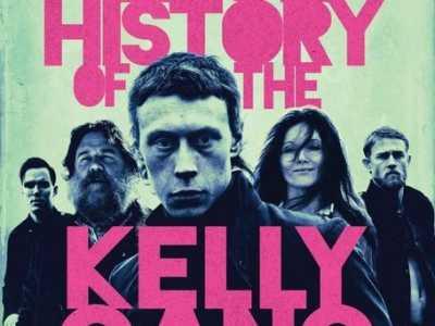 罗素霍尔特 《凯利帮的真实历史》发布海报